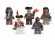 Set No: 853219  Name: Pirates of the Caribbean Battle Pack