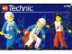 Set No: 8712  Name: Technic Figures