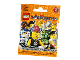 Set No: 8804  Name: Minifigure Series 4