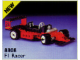 Set No: 8808  Name: Formula One Racer