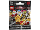 Set No: 8833  Name: Minifigure Series 8