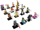 Set No: 8833  Name: Minifigure, Series 8 (Complete Series of 16 Complete Minifigure Sets)