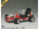 Set No: 8842  Name: Go-Kart