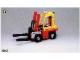 Set No: 8843  Name: Fork-Lift Truck