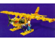 Set No: 8855  Name: Prop Plane