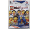 Set No: 8909  Name: Minifigure, Team GB (Complete Random Set of 1 Minifigure)