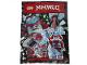 Set No: 891952  Name: Blizzard Samurai foil pack