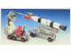 Set No: 897  Name: Mobile Rocket Launcher