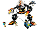 Set No: 8970  Name: Robo Attack