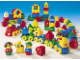 Set No: 9003  Name: Large Stack 'n' Learn Set (Vehicles)