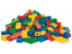 Set No: 9027  Name: DUPLO Large Bulk Brick Set