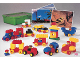 Set No: 9053  Name: Duplo Basic Set Vehicles - 70 el.