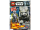 Set No: 911721  Name: Imperial Combat Driver foil pack