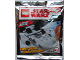 Set No: 911728  Name: First Order Snowspeeder foil pack