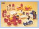 Set No: 9150  Name: Duplo Furniture - 74 el.