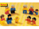 Set No: 9151  Name: Duplo Family - 10 fig