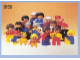 Set No: 9158  Name: Duplo Figures - 18 figs