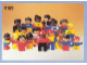 Set No: 9159  Name: Duplo Figures International - 18 figures