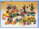 Set No: 9160  Name: Duplo Safari Park - 92 elements, 6 act. cards