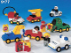 Set No: 9177  Name: Duplo Community Vehicles