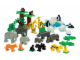 Set No: 9210  Name: Duplo Wild Animals