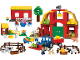 Set No: 9217  Name: Farm Set