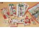 Set No: 9221  Name: Mosaic Puzzles - Town