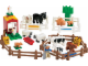 Set No: 9238  Name: Farm Animals