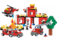 Set No: 9240  Name: Fire Station (Fire Rescue Services Set)