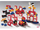 Set No: 9256  Name: Specialty Set (Faces, Fences, Wheels and Windows)