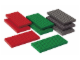 Set No: 9279  Name: Small Lego System Baseplates