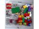 Set No: 9338  Name: LEGO SERIOUS Play Mini Kit polybag
