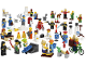 Set No: 9348  Name: Community Minifigure Set