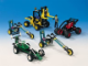 Set No: 9380  Name: Lego Technic Racers