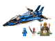 Set No: 9442  Name: Jay's Storm Fighter