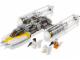Set No: 9495  Name: Gold Leader's Y-wing Starfighter