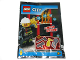 Set No: 951704  Name: Fireman foil pack