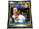 Set No: 951911  Name: Police Mini Jet foil pack (please upload image --RB)