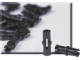 Set No: 970006  Name: Black Friction Connector Peg (Pack of 100)