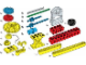 Set No: 970680  Name: Special Elements for Early Simple Machines Set (Set-specific Items for ESM)