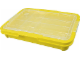 Set No: 9926  Name: Extra Small Yellow Storage Bin (12in x 7.5in x 2in)