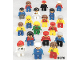 Set No: 9979  Name: Duplo People