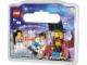 Set No: Disneylandparis  Name: LEGO Store 1st Anniversary Exclusive Set, Disneyland Paris, France