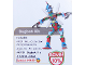 Set No: K4101  Name: Bugbot Kit