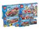 Set No: K5613  Name: City Fire Station Collection