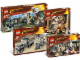 Set No: K7623  Name: Indiana Jones Classic Adventures Collection