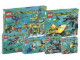Set No: K7775  Name: Complete Aqua Raiders Collection