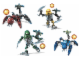 Set No: K8929  Name: Matoran of Mahri Nui Collection