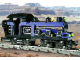 Set No: KT103  Name: Large Train Engine Blue