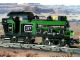 Set No: KT104  Name: Large Train Engine Green